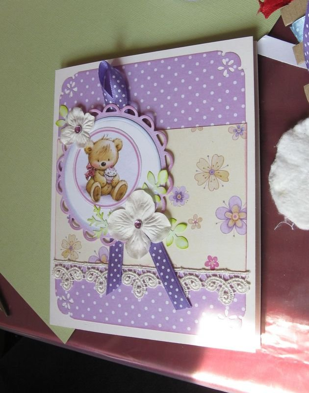 Открытка с днем рождения девочке мастер класс, надписью